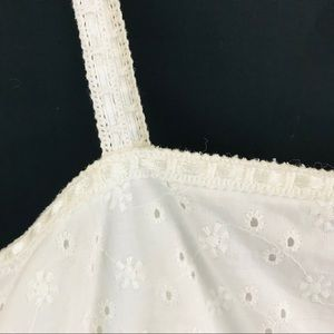 Liz Claiborne Dresses - 💫Liz Claiborne💫 Sweet White Summer Dress